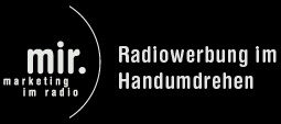 Logo Marketing im Radio